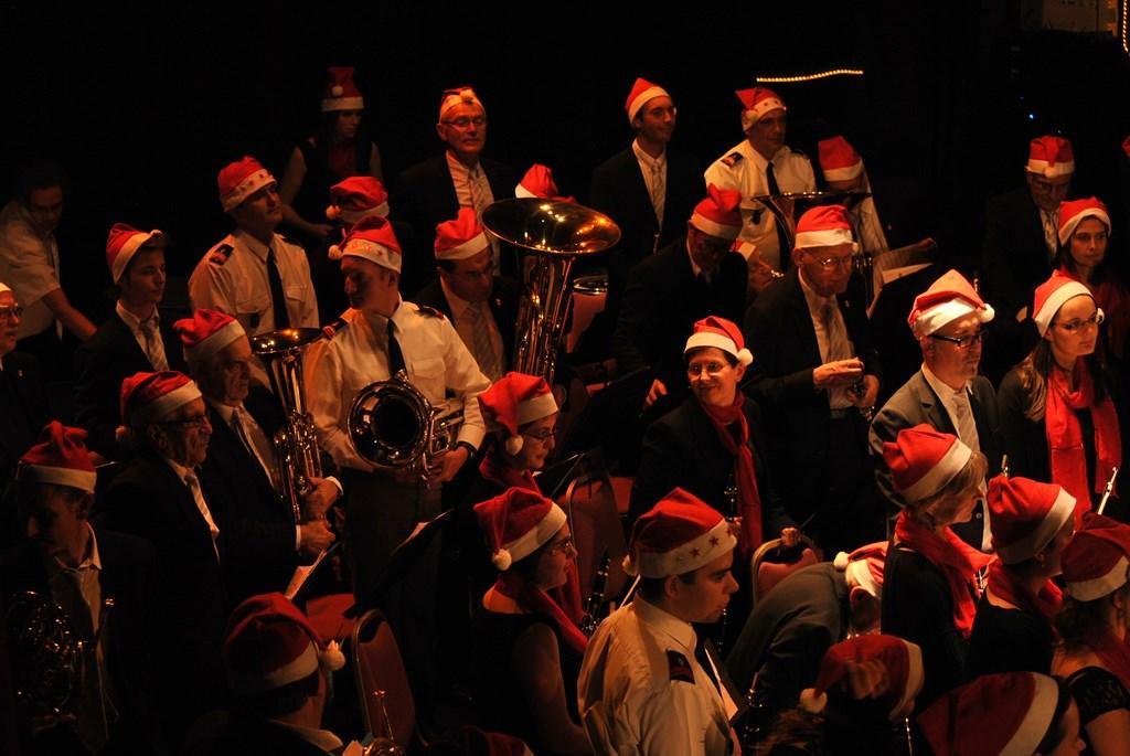 Concert Royat décembre 2013