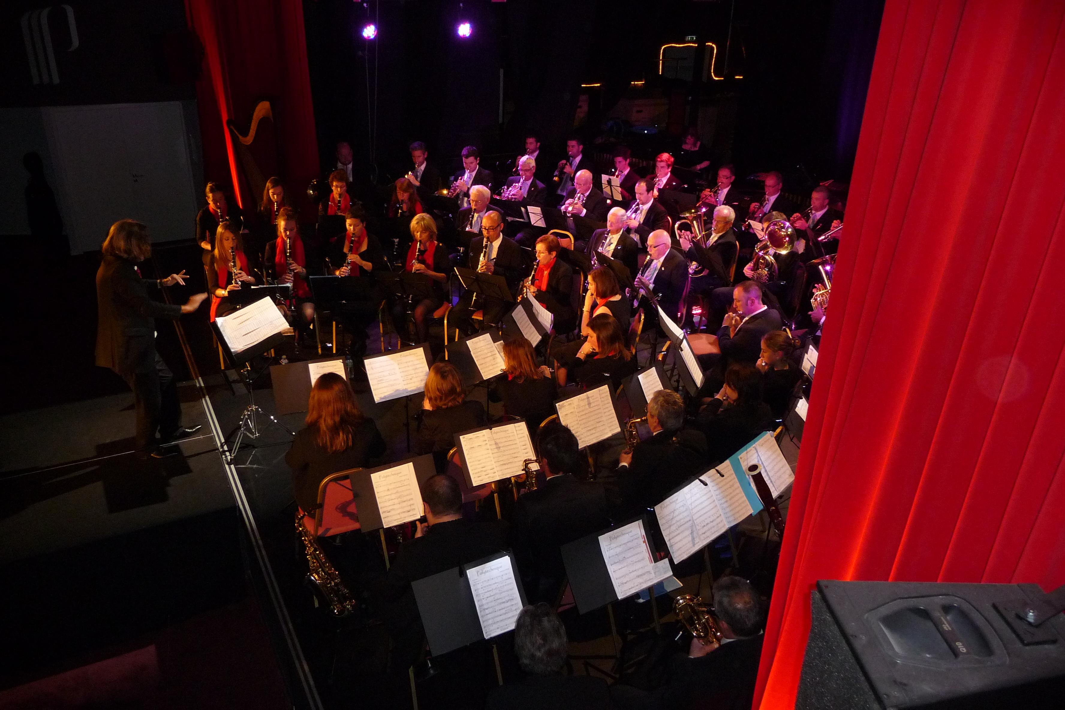 Concert du 11 mai 2013 au casino de Royat