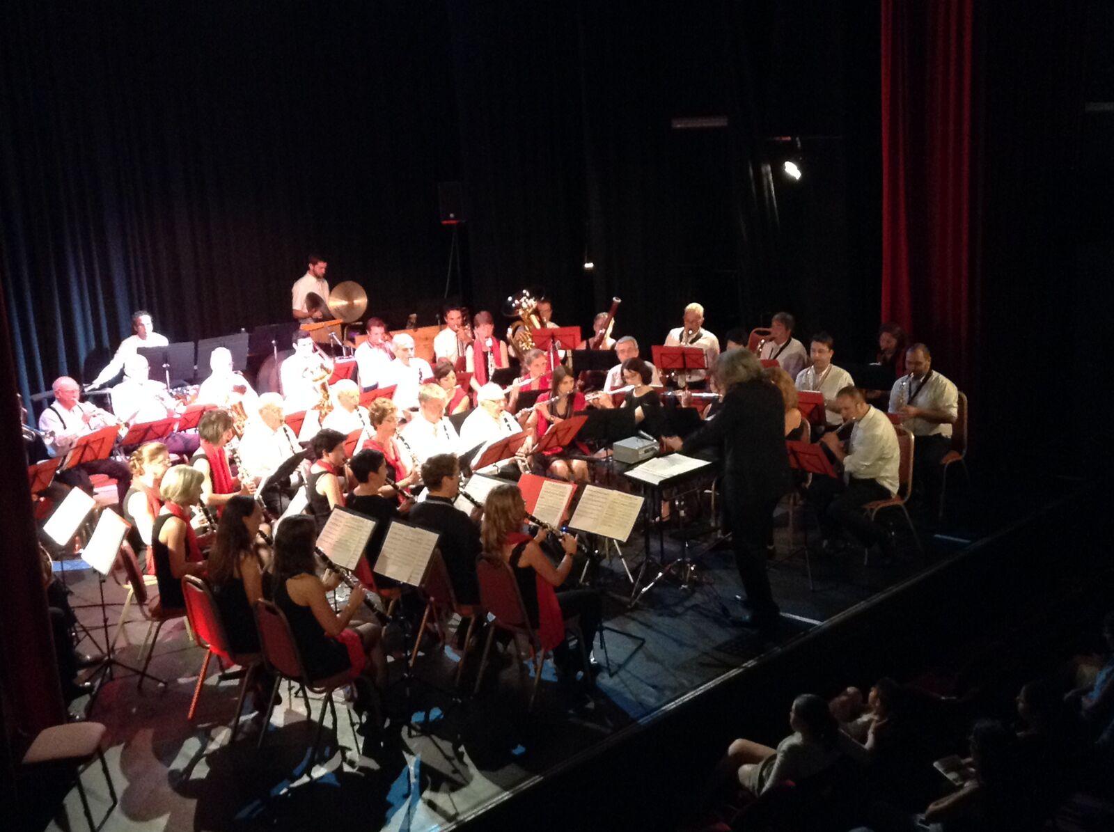 concert 6 juin 2015 casino de Royat-Chamalières